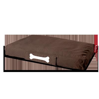 grand choix de 2019 magasin officiel artisanat exquis Fatboy® doggielounge large stonewashed brown
