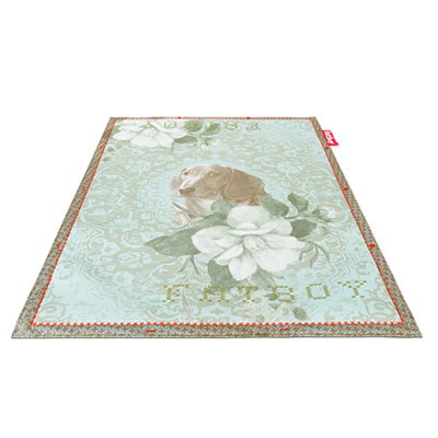 Fatboy Non Flying Carpet Outdoor Rug No Dogs Allowed