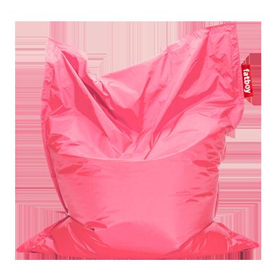 Roze Zitzak Fatboy.De Original Zitzak Al Meer Dan 10 Jaar Een Waar Lifestyle Icoon