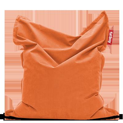 Oranje Zitzak Fatboy.Fatboy Original Stonewashed Zitzak Oranje