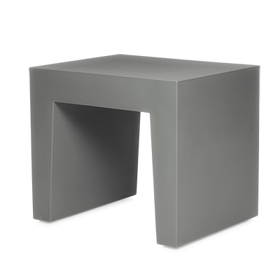 Concrete Seat Rest Easy On Our Stool Inspired By Concrete
