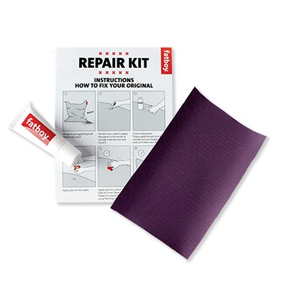 Fatboy Repair kit Dark Purple