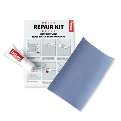Fatboy Repair kit Ice Blue