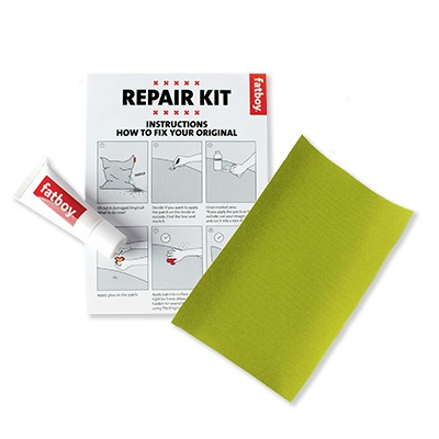 Fatboy Repair kit Lime Green