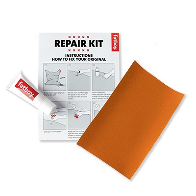 Fatboy Repair kit Orange