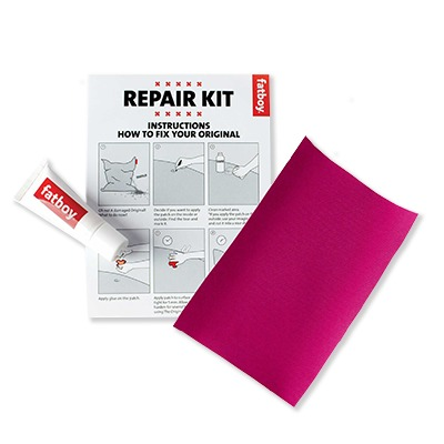 Fatboy Repair kit Pink