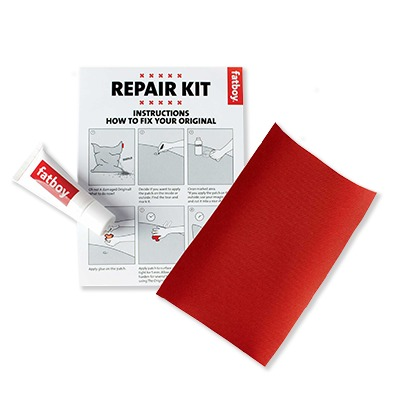 Fatboy Repair kit Red