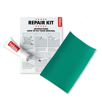 Fatboy Repair kit Turquoise