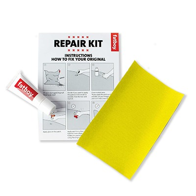 Fatboy Repair kit Yellow