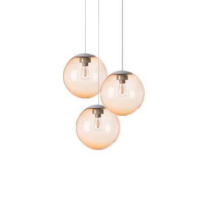 spheremaker een vrolijke compositie van gekleurde lichtbollen fatboy