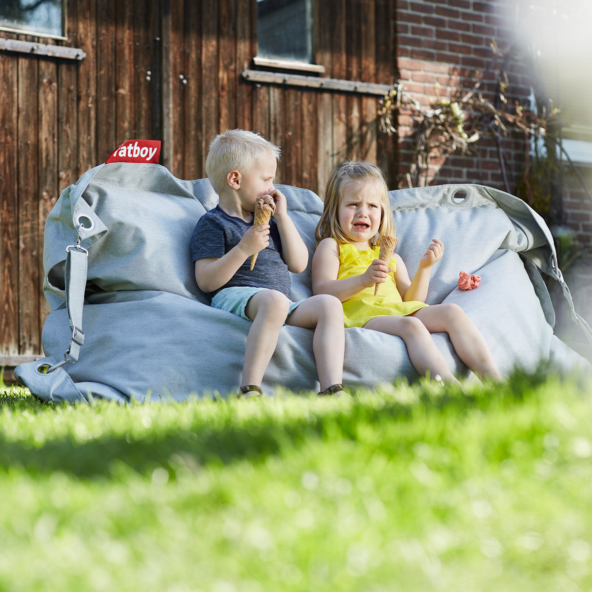 Buggle Up Outdoor Der Perfekte Lounge Gartensessel Fatboy