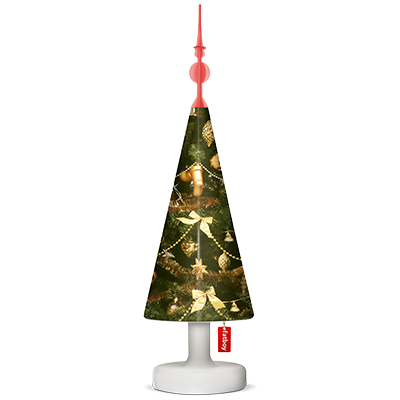 Christmas Tree Toppers.Fatboy X Mas Cappie Treetopper Goldie Oldie