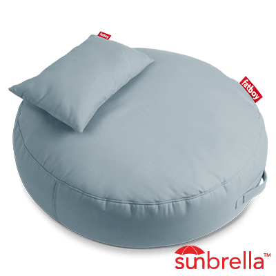 Fatboy Pupillow Hocker Mineralblau