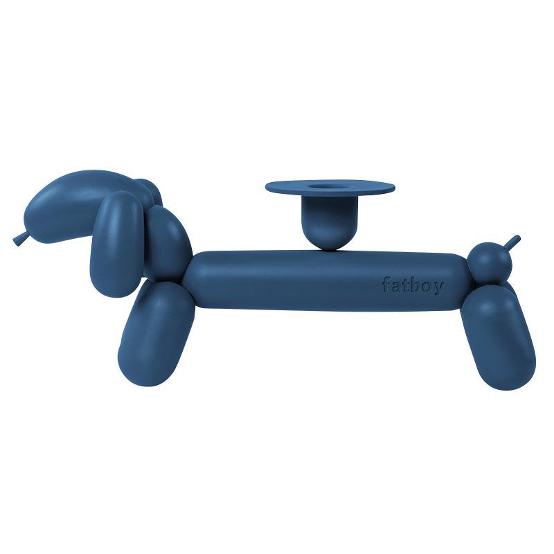 Fatboy Can-dog grey blue
