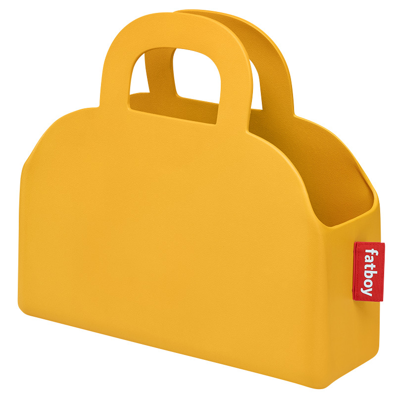 Fatboy Sjopper-Kees Yellow Ochre